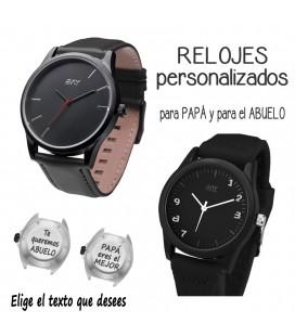 Pack relojes personalizados
