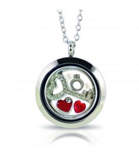 Medallón de la vida - SAN VALENTÍN (llave)