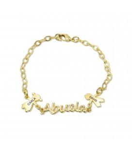 Pulsera GOLDEN - ABUELA