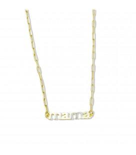 Collar GOLDEN - MAMÁ