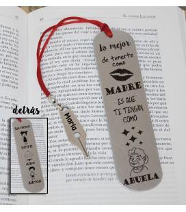 Marcapáginas - LO MEJOR DE TENERTE COMO MADRE