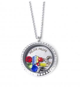 Medallón de la vida PROFE - MEJOR PROFE