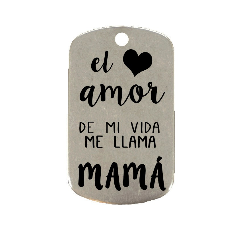 El amor de mi vida me llama mamá