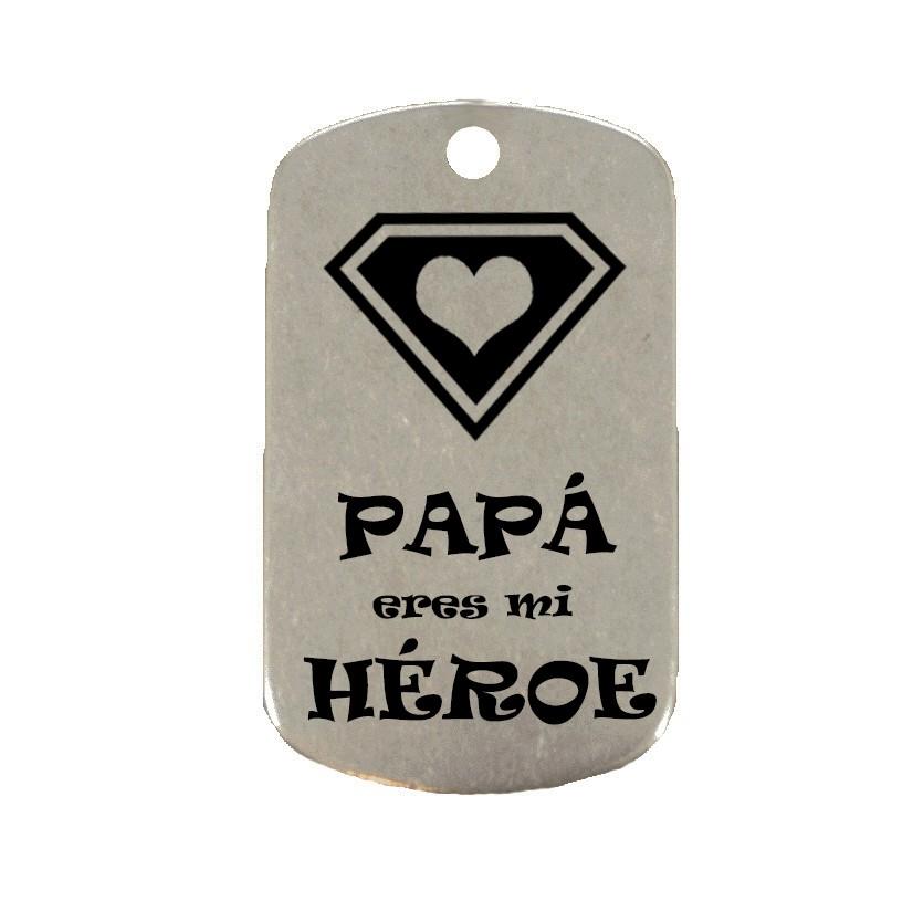 Papá héroe