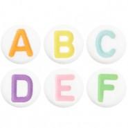 Letras colores